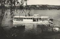 O rok později byla postavena loď Mír, na vodu poprvé spuštěna v roce 1952. V současné době je odstavená.