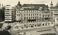 50. léta - obchody změnily své majitele, některé i sortiment.