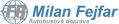 logo Milan Fejfar, Jičín