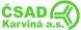 logo ČSAD Karviná