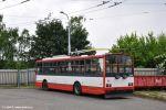 Definitivně odstavený trolejbus 14Tr 3244