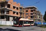 V Jihlavě jezdí 10 trolejbusů Škoda 32Tr s karoserií SOR NS 12. Část z nich disponuje alternartivním pohonem na baterie.
