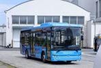 Předváděcí autobus Škoda D'City 9 LE (foto: Škoda Transportation)
